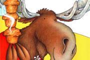 Moose muffin