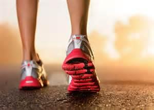 race feet