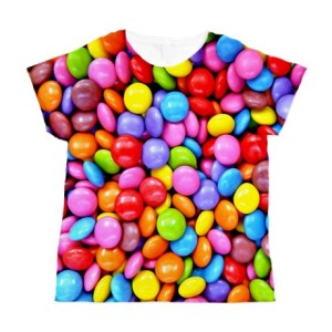 colorful_candies_womens_shirt