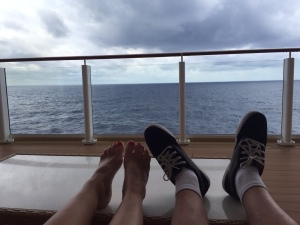 lounge feet