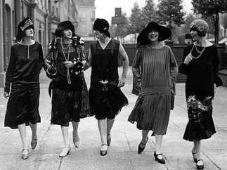 flapper-women