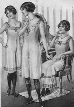 old school garments